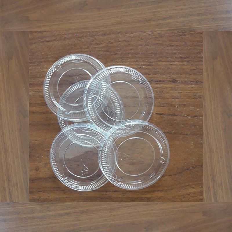 درب سس کاپ 1.5 انس شفاف